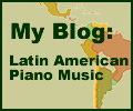 Latin American Music for the Piano