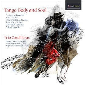 Tango Body and Soul CD