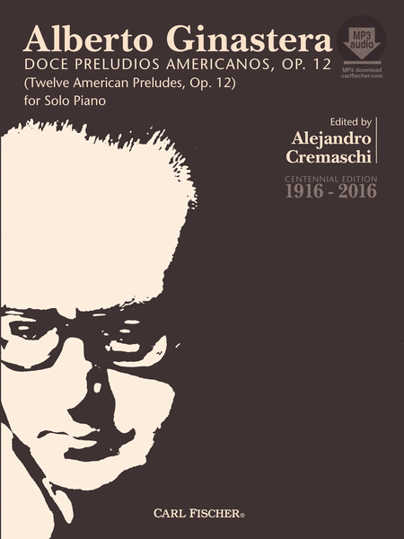 My new edition of Ginastera's American Preludes